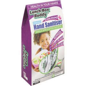 Green Logik SA Bubble Gum Lunch Box Buddy 60's