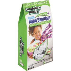 Green Logik SA Lavender Lunch Box Buddy 60's